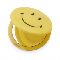 Smiley Taschenspiegel