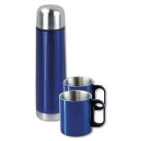 3 in 1 Outdoor-Set blau