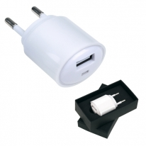 "USB Ladeadapter ""Charge-Me I weiß"""