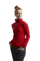 Damen Drop Shot Mikrofleece Jacke