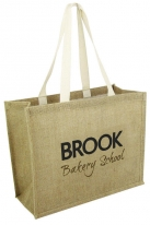 Basic Jute Shopper